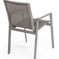 Noemi, cadeira com braços