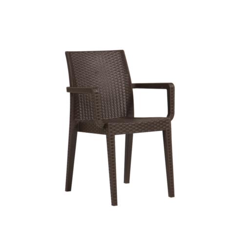 Siena cadeira com braços