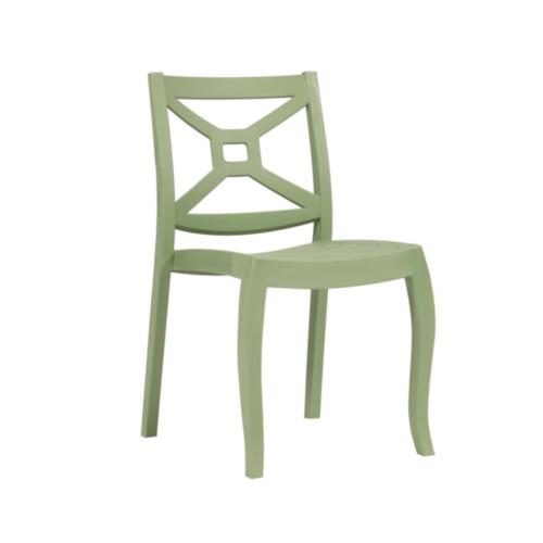 Zeus Box Cadeira sem braços